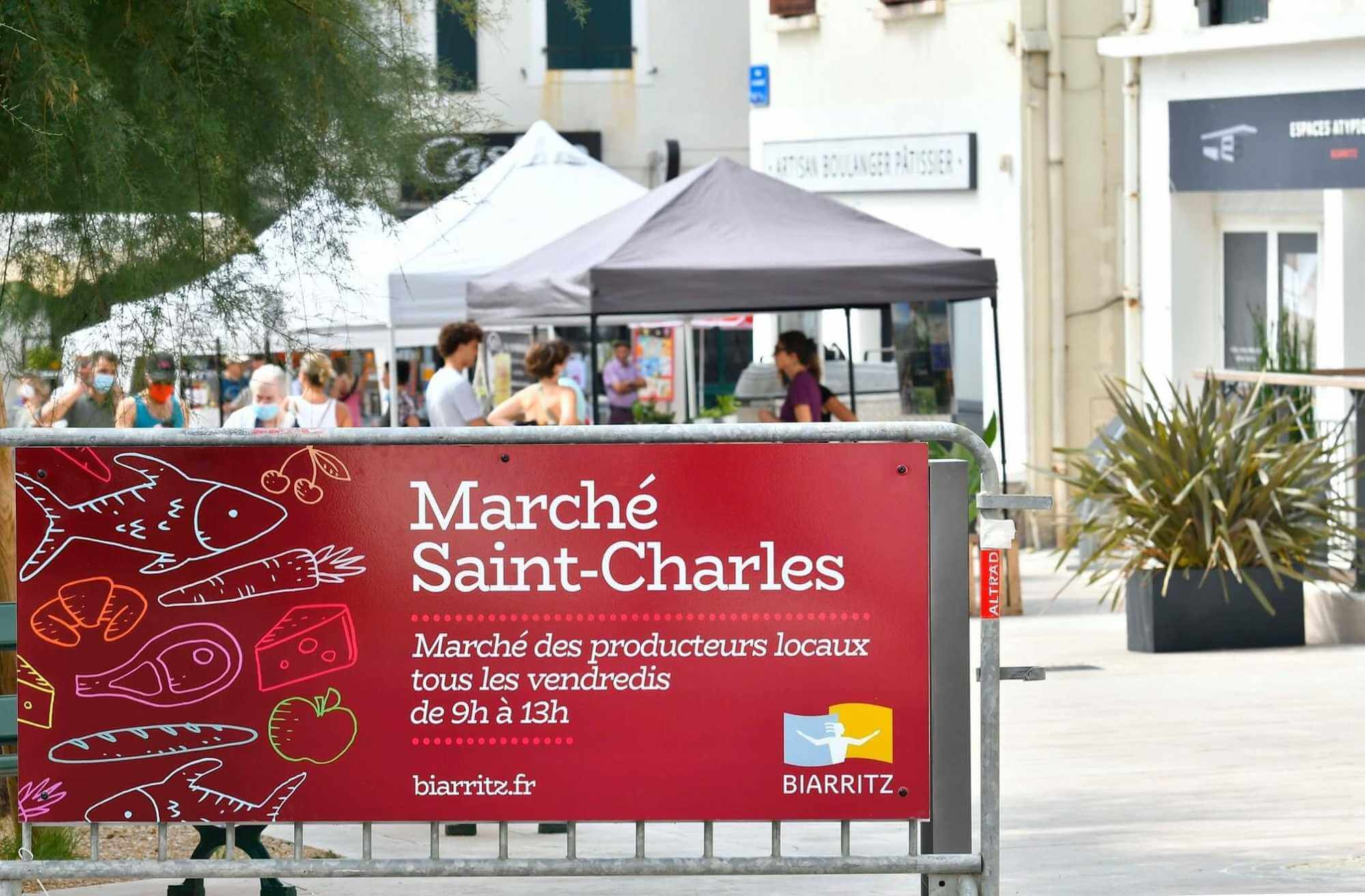 marché saint charles