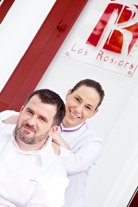 Andrée et Stéphane Rosier